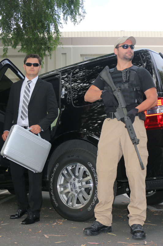 Alpine Protective Solutions provides security protection