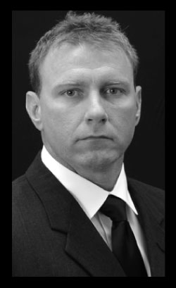 Michael Allmon, Executive Protection Agent, Communications Specialist for Security
