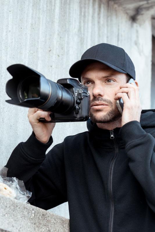 Surveillance and Counter Surveillance